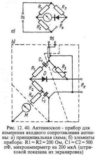 Страница 2 из 5 - Мостовая Схема Измерителя Ксв - опубликовано в КВ и радиосвязь: Врать будет этот измеритель, т.к...