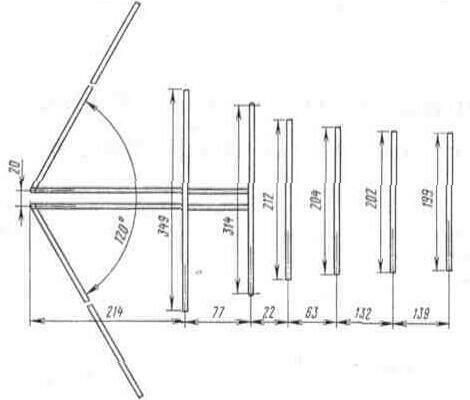 антенны и расстояния между