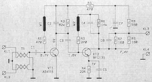 антенные усилители РАЕ-65