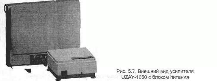 230 МГц), дБ, не менее.  22. Рис. 5.5.  Принципиальная схема усилителя AWS-16S.  Коэффициент усиления. по входу UHF.