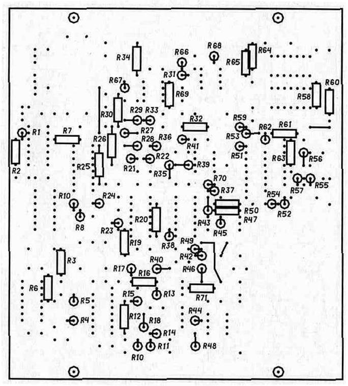 Принципиальная схема индукционного метаплоискатепя.