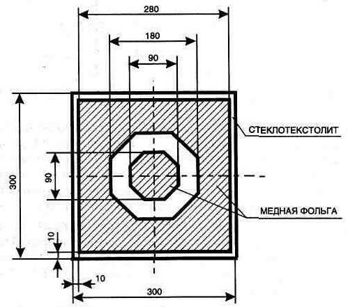 микшерный пульт принципиальная схема