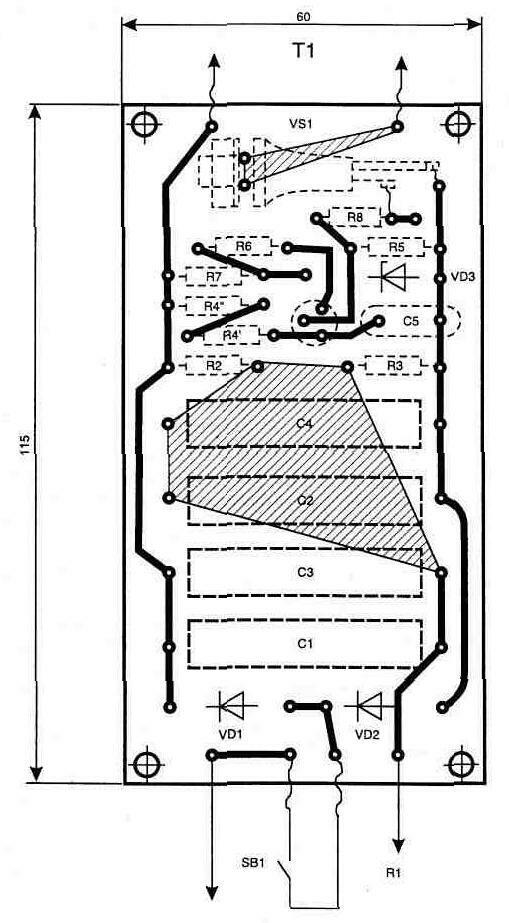 Строение электрической плиты схема