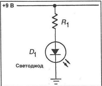 ЭКСПЕРИМЕНТ 4 Последовательные схемы.