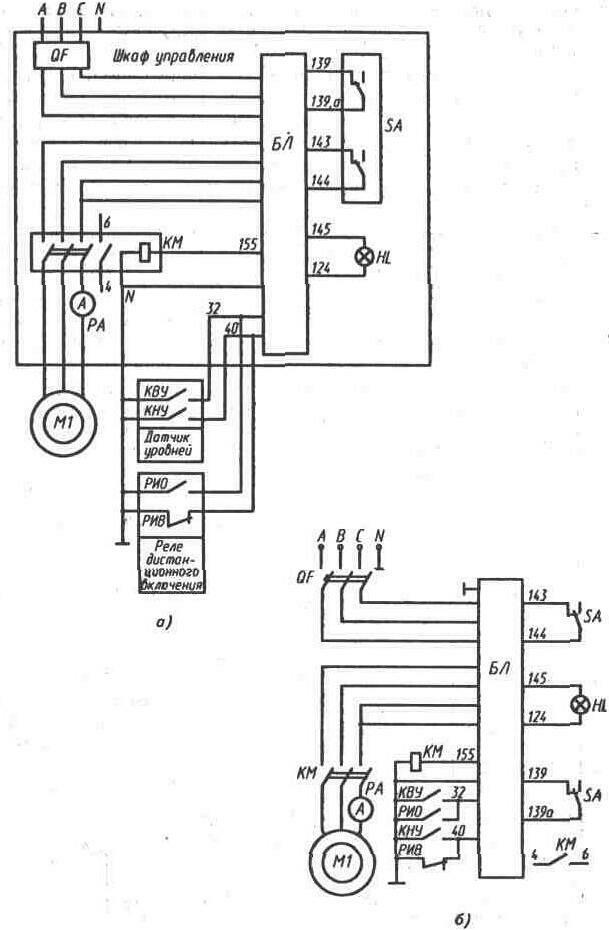 Принципиальная электрическая схема микроомметра ф 4104-м1 Электрическая схема управления тельфером стенки схема...