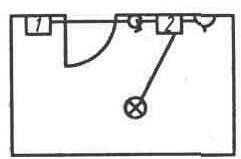 Рис. 11.7.  Схема соединений при однофазной проводке.  Thumbnail.