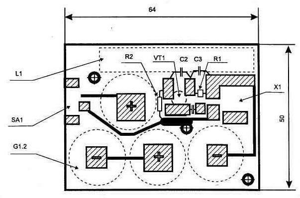 Схемы импульсных блоков питания и принцип работы.  Схема автоматизации производства белкового концентрата.