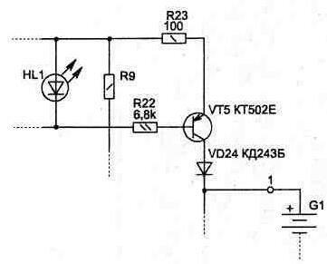 Применяемые в схеме резисторы и конденсаторы могут.