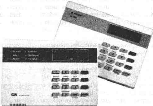 Рис Клавиатуры контрольных панелей system i  Клавиатуры контрольных панелей system 238 238i