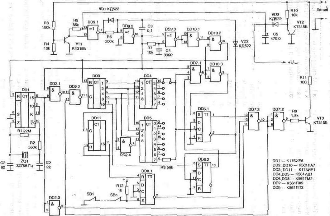 Электрическая схема щитка приборов иж 2126-10.