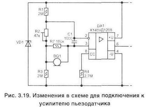 ... каталог электрических схем иммитатор