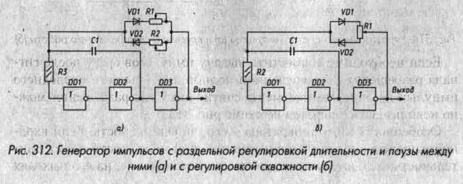 Регуляторы мощности, схемы - KOMITART