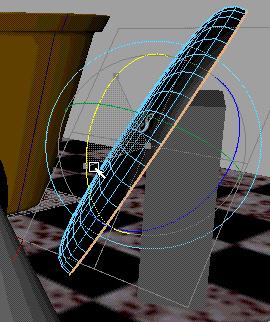 e9fd1948d958 Maya  Управляющие векторы плоских проекционных координат были слегка  отодвинуты от объекта для большей наглядности. Чтобы сделат