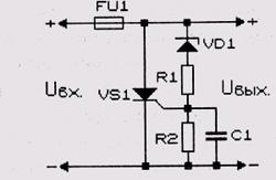 Схема автомата 3
