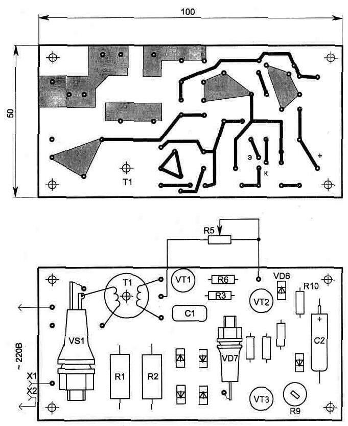 Электрические схемы аккумуляторных фонарей китай.